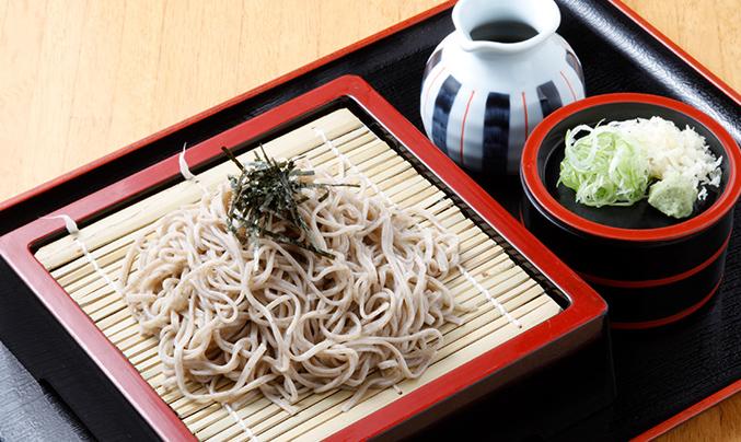 Cold Noodles Part Two: SOBA
