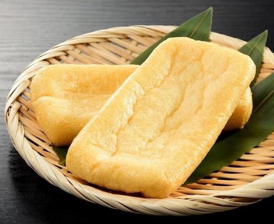 Foxy Fried Tōfu